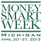 Money Smart Week logo, April 20-27, 2013